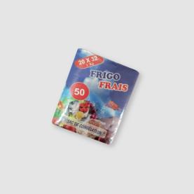 Frigo Frais sac de congélation 20X32