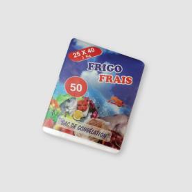 Frigo Frais sac de congélation 25X40