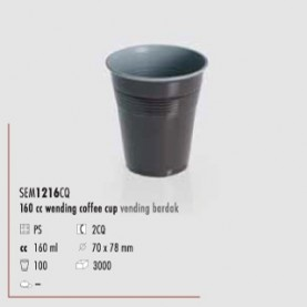 Goblet café 160 cc